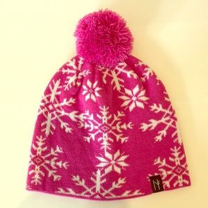 ❄️🎿 WINTER HAT • 💗 PINK • NEVE SKI TOUQUE